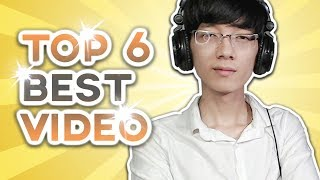TOP 6 VIDEO HAY NH?T C?A D?NG SENPAI!