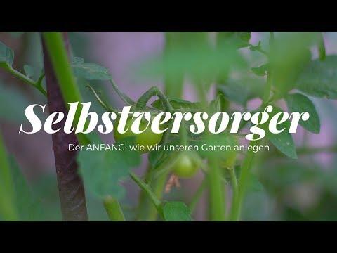 Wir werden SELBSTVERSORGER! Unser PERMAKULTUR-Garten (feat. die POWERFAMILY)