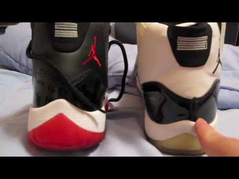 Jordan Xi Real or Fake?