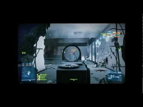 BATTLEFIELD 3 - Close Quarters (gameplay)