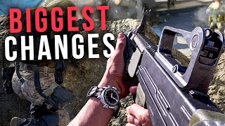 Modern Warfare 2019: 10 BIGGEST CHANGES
