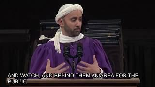 Khalid Latif Drexel Commencement Speech 2017 - Standing Ovation!