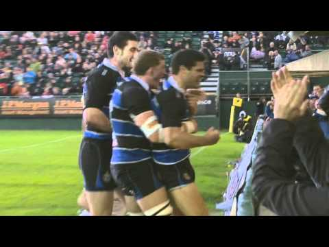 Bath vs Exeter Chiefs -  Aviva Premiership Rugby Highlights Rd. 3 - Bath vs Exeter Chiefs  -  Aviva