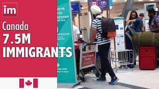 download lagu 7.5 Million Immigrants In Canada  Immigration To Canada gratis
