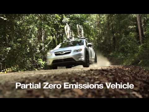 2013 Subaru XV Video