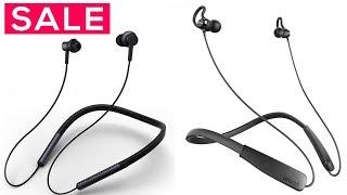 5 Best Neckband Bluetooth Earphones - You Should Buy One
