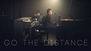 Download Lagu Go The Distance - Hercules - Shawn Hook & KHS Gratis STAFABAND