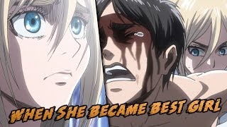 The Moment Historia Became Best Girl | Attack on Titan Season 3 Episode 7