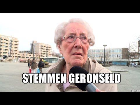 Stemmen geronseld in Amsterdam