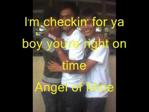 Monica - Angel of Mine with Lyrics