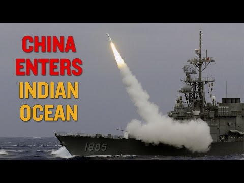 China's Nuclear Submarines Could Threaten US, India Trade