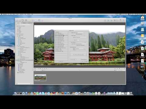 Aperture 3 Tutorial: Add watermark to photos