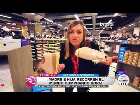 Una exitosa PYME: La diseñadora Vale Urzúa y su madre recorren el mundo comprando ropa