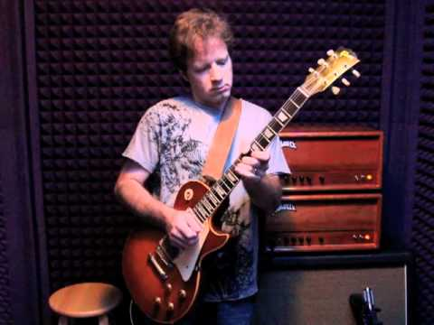 '59 Gibson Les Paul, Fender Relic Strat with '85&'89 Trainwreck Express amplifiers