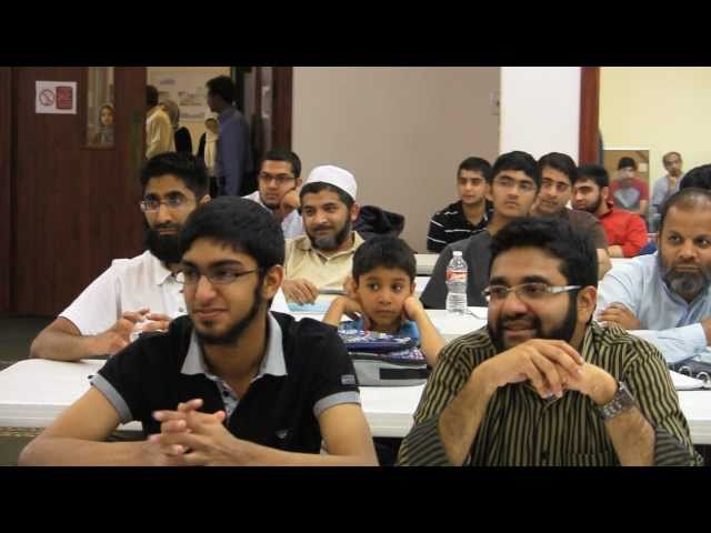 Quran Intensive 2011: Day 1