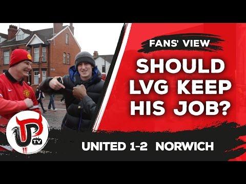 Should Van Gaal keep his job at Man United? | Fans' View