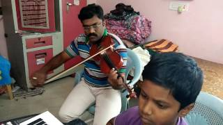 Saivam film song By violin Jubal