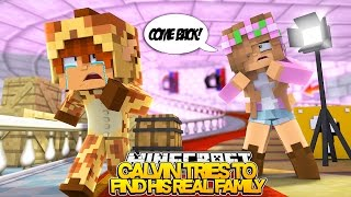 LITTLE KELLYS SON LEAVES TO FIND HIS REAL FAMILY! Minecraft (Custom Roleplay)