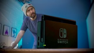 Nintendo Switch Reveal Trailer Reactions!