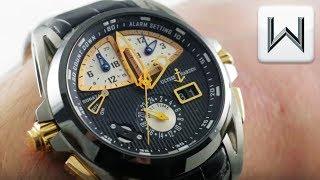 Ulysse Nardin Sonata Streamline (675-00) Luxury Watch Review