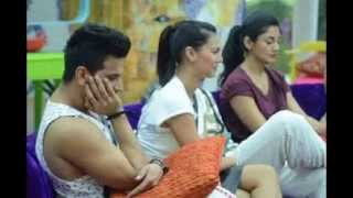 big boss 9 funny moment during task,oops moment of big boss 9