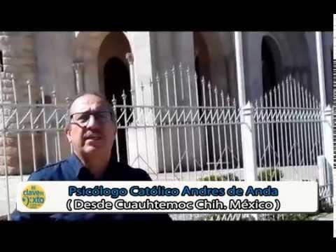 Capsula #1  Para la familia Psicólogo Católico Andres de Anda
