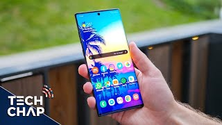 TOP 12 ESSENTIAL Galaxy Note 10 & 10 Plus TIPS! | The Tech Chap
