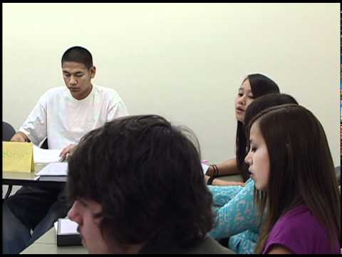 Salish Language at Spokane Falls Community College