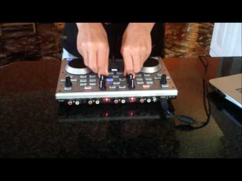 HOUSE PERFORMANCE MIX WITH THE HERCULES DJ CONSOLE MK4