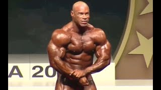 2018 AC Australia: Kevin Levrone's Worst Shape Ever... But He's Still A Legend