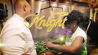How To Cook Collard Greens | Knight Life with Gladys | Oprah Winfrey Network