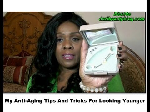 0 My Anti Aging Tips And Tricks For Less Lines &amp; Wrinkles ~ Ive Been Tagged