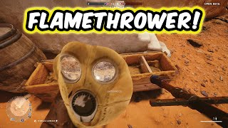 FLAMETHROWER ELITE CLASS BATTLE PICKUP LOCATION! - Battlefield 1