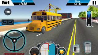 School Bus Driver Simulator - NEW PRO Bus Transporter Android GamePlay FHD