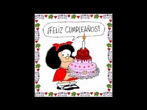 Frases Mafalda para cumpleaños - Imagui