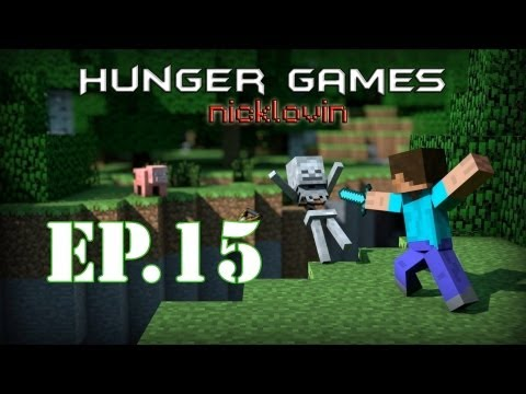 Minecraft: Hunger Games Ep.15 - Tearin' it up GLG style!