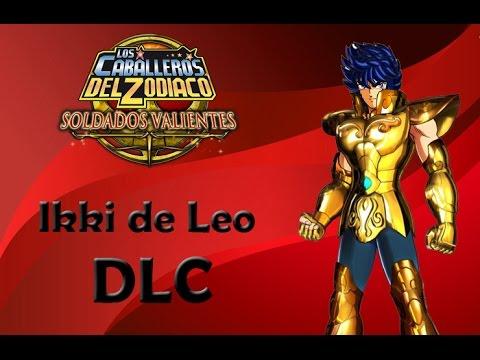 DLC Review | Ikki de Leo | Saint Seiya: Brave Soldiers