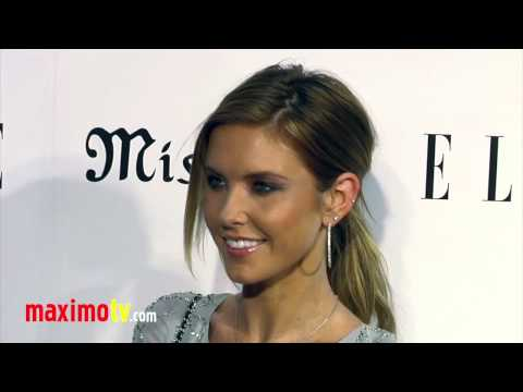 Audrina Patridge at ELLE and Miss Me Album Release Party ARRIVALS