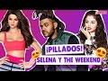 ¡Selena Gomez confirma su relacion con The Weeknd!  Johnny Torres -
