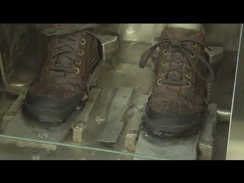 کفشهای آینده چگونه خواهد بود؟