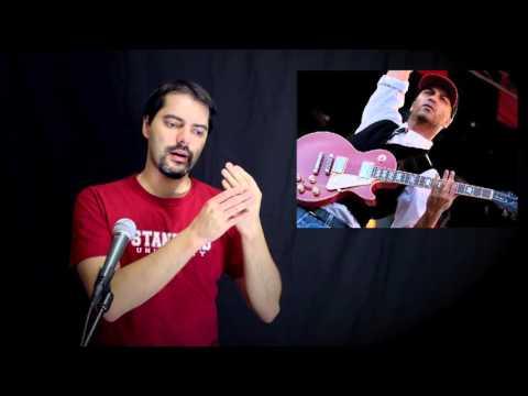 Болезнь гитариста - Туннельный синдром