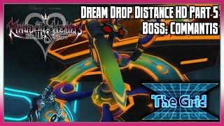 Kingdom Hearts HD 2.8 - Dream Drop Distance HD Part 5: The Grid (Riku)
