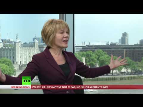 Keiser Report: Escaping America (E944)