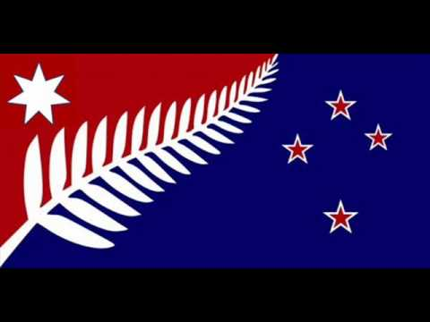 new New-Zealand flag of Northern Island (Hitchmunt)