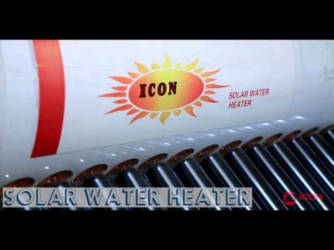 Solar Water Heaters by Icon Importers & Distributors Jamaica