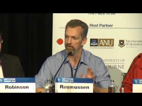Lars Rasmussen from Google discusses the Future of News