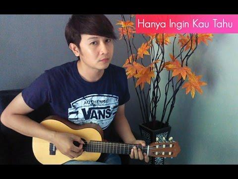 (Repvblik) Hanya Ingin Kau Tau - Nathan Fingerstyle   Guitar Cover