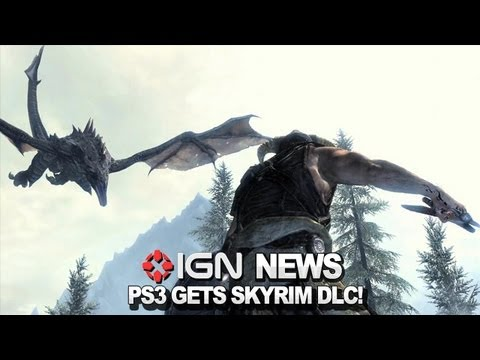 IGN News - PS3 Gets Skyrim DLC Dates