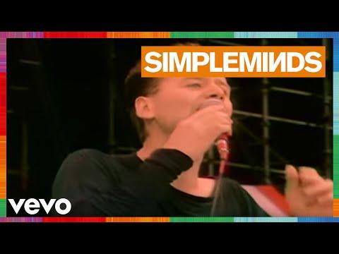 Simple Minds - Mandella Day