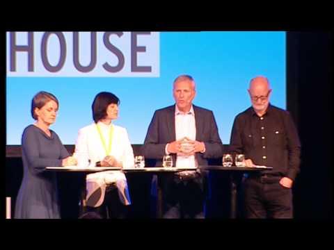 PR, påvirkning og First House